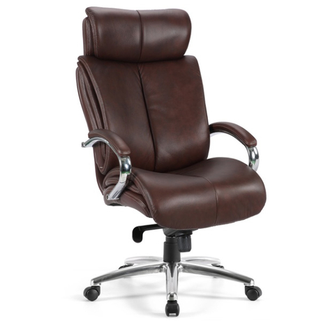 Leather & PU Office Chair 208CA