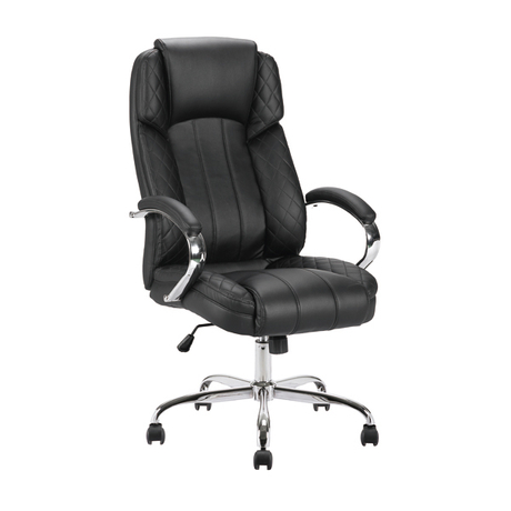 Leather & PU Office Chair 113C